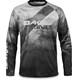 Dakine Thrillium Fietsshirt lange mouwen Heren grijs/zwart